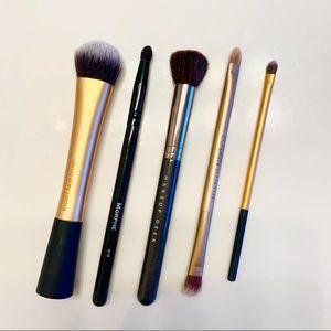 Makeup Brush Bundle